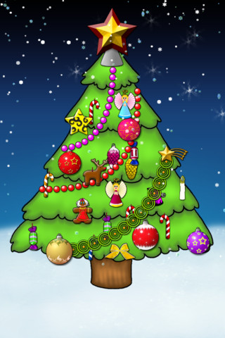 xmas tree pictures for kids - photo #5