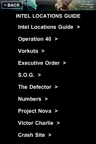 Cheat codes for call of duty black ops playstation 3