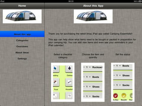 Camping Essentials!! camping equipment