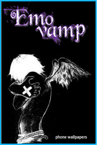 emo vamp wallpapers app for ipad iphone music