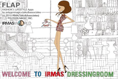IRMAS DRESSING ROOM dressing room design