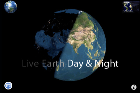 Live Earth Day & Night earth day network