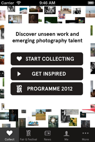 Unseen Photo Fair 2012