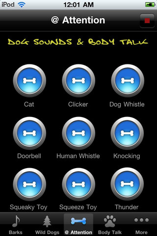 Dog Sounds & Body Talk