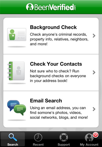 Background Check App background check public records