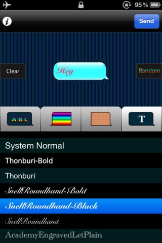Color Text Messages+