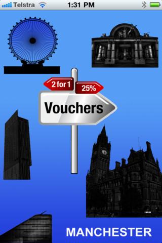 Manchester Vouchers manchester england