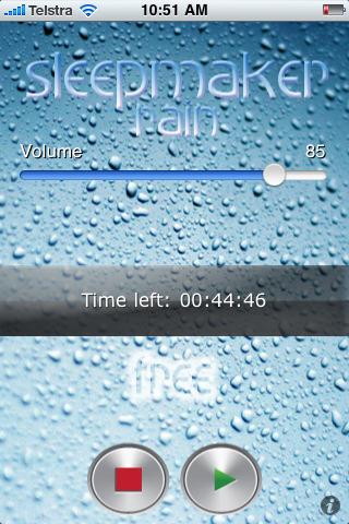 Sleepmaker Rain Free