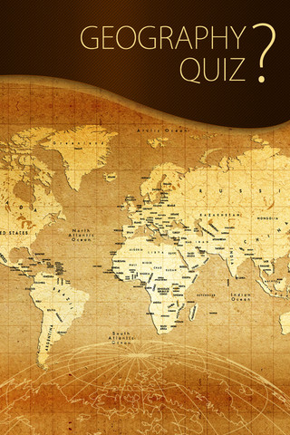 Geography Dictionary Quiz