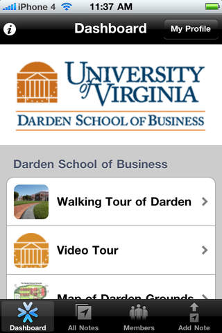 University of Virginia Darden School of Business christchurch school virginia