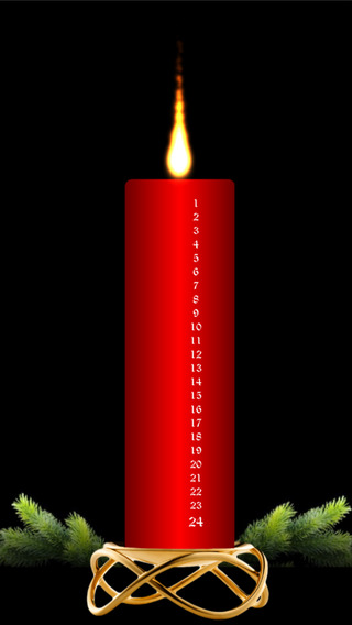 Advent Candle candle