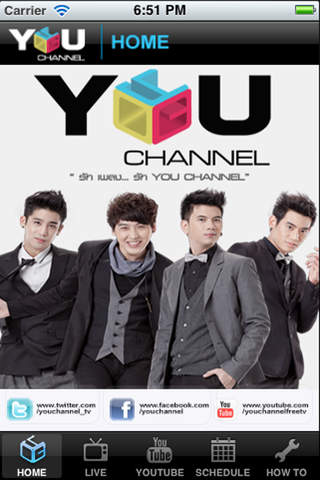 YOU Channel TV myanmar tv channel