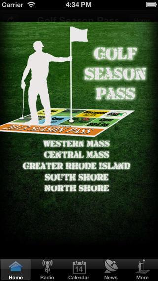 Golf Season Pass golf season ends