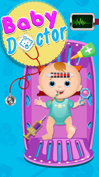 Baby Doctor Deluxe fun ipad mini games
