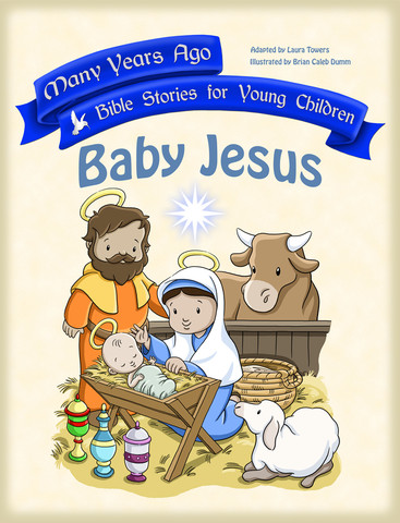Baby Jesus Picture on The Baby Jesus Story 1 0 App For Ipad  Iphone   Books   App By