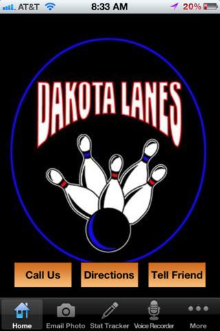 Dakota Bowling Lanes bowling equipment auction
