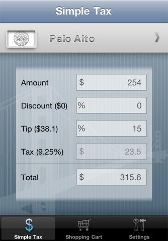 California Sales Tax Calculator