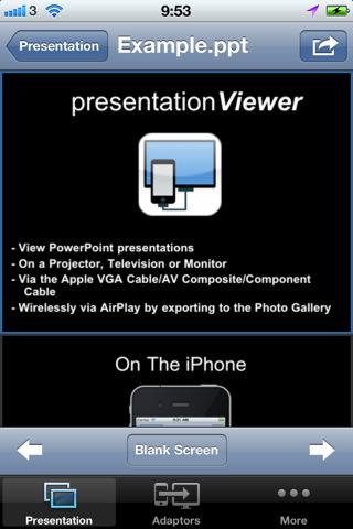 Presentation Viewer presentation ministries