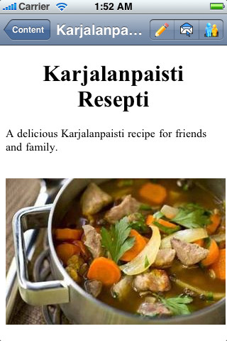 Finnish Food Recipes finland food
