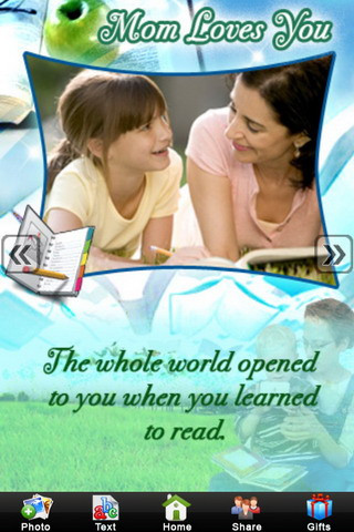 Encouragement Quotes for Moms http://appfinder.lisisoft.com/app/mom-encouraging-kids.html