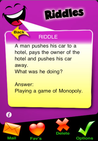 Funny Riddles Lite