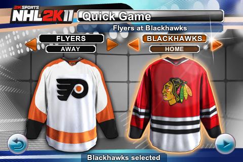 Download 2K Sports NHL 2K11 Lite iPhone iPad iOS
