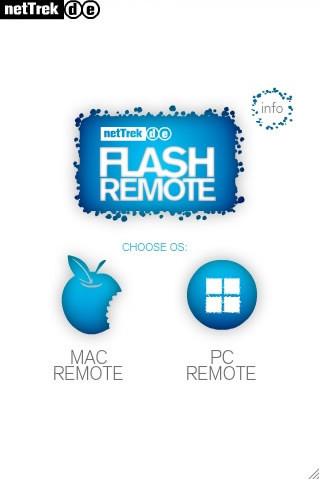 Flash Remote Control remote management windows 10