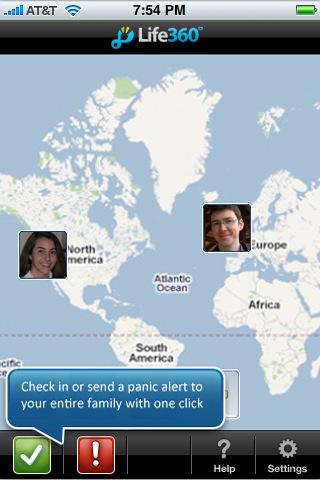Life360 Family Tracker