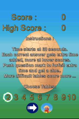 2 10 a times tables game app for ipad iphone for 10 times table game