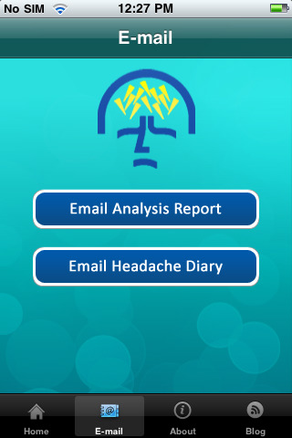 Headache Relief Diary