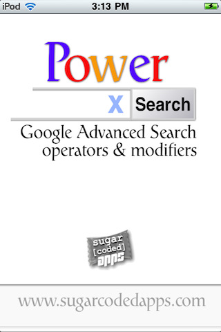 Power Search Utility