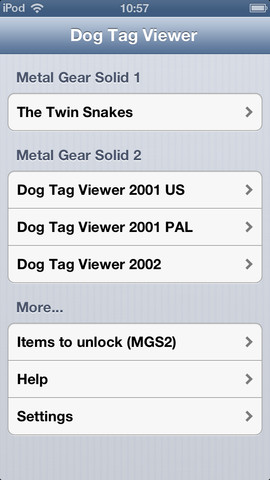 Dog Tag Viewer Retina