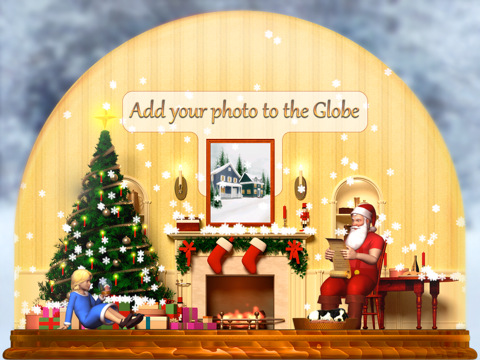 Awesome Snow Globe HD
