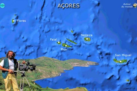 Antoine in the Azores islands in fl keys