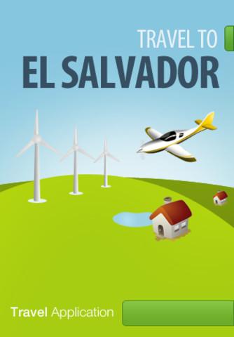 Travel to El Salvador el salvador flag
