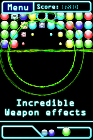 bubble shooter free app
