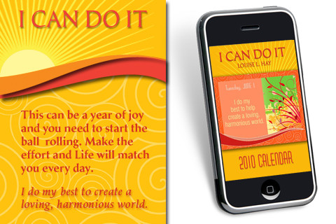 I Can Do It 2010 Calendar - Louise L. Hay