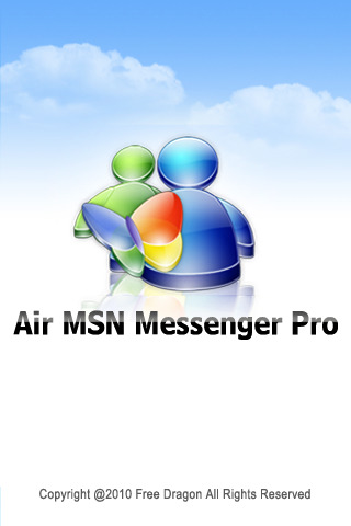Air MSN Messenger Pro