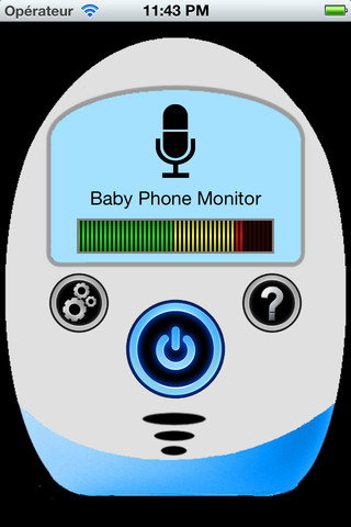 My Baby Phone Monitor wifi baby monitoring system