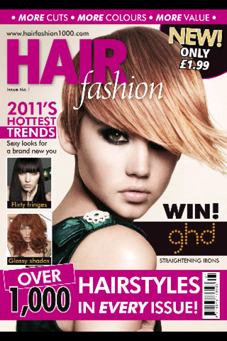 Hair Magazine on Hair Fashion Magazine 4 2 5 App For Ipad  Iphone   Healthcare