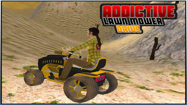Addictive Lawn Mower Drive