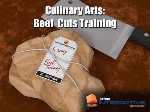 Culinary Arts: Beef Cuts Training culinary training dvd