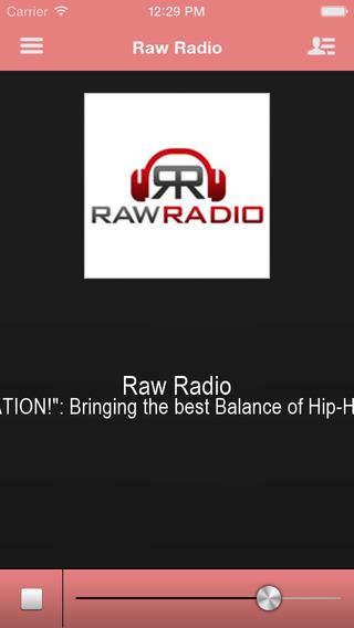 Raw Radio hip hop terminology