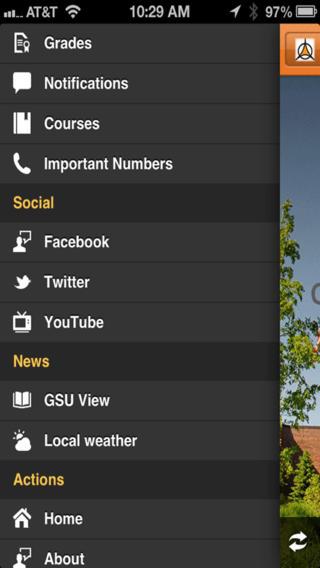 GSU Mobile webmaster email