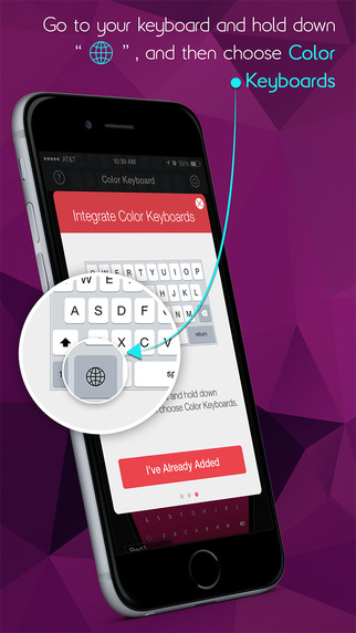 Themes for Keyboard ™ smartphones with keyboards