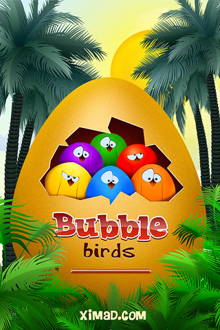 Bubble Birds freemium