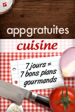 AppGratuites | Cuisine