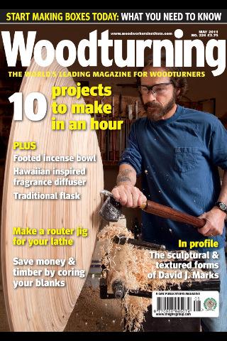 Woodturning Design Magazine Discount submited images.