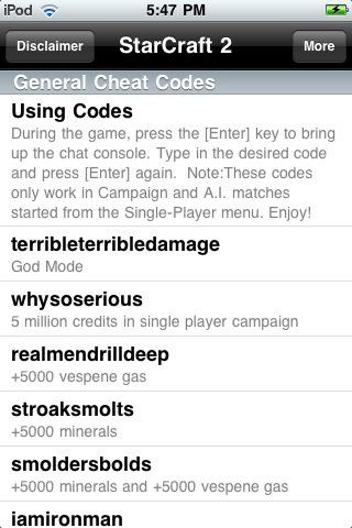 <b>Starcraft cheat codes</b> — Поиск по картинкам — [RED]