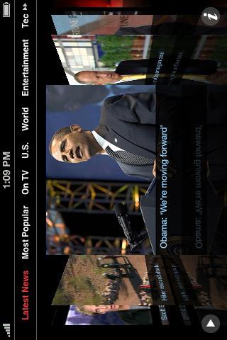 CNN App for iPhone (U.S.)